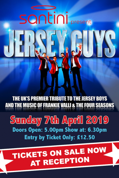 A3 Jersey Guys Poster