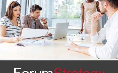 forum strategy brochure cover